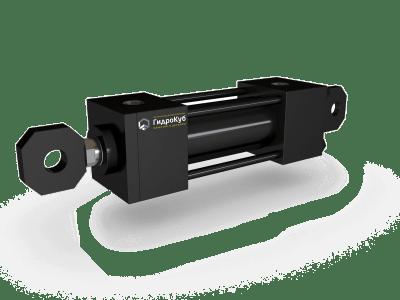 Tie Rod Hydraulic Cylinder with Eyes
