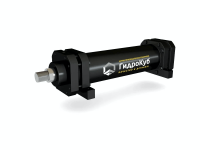 Mill Type Hydraulic Cylinder with Foot Mounting