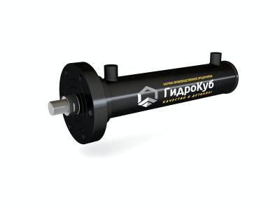 Welded Hydraulic Cylinder with Round Head Flange