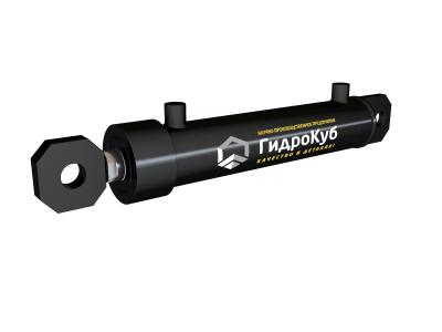 Welded Hydraulic Cylinder with Eyes