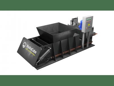 Horizontal Hydraulic Press