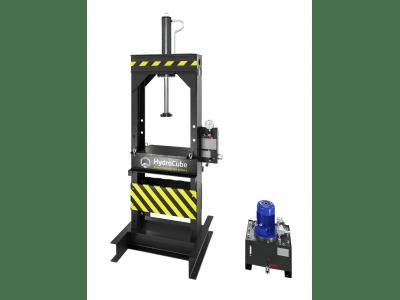Vertical Hydraulic Press